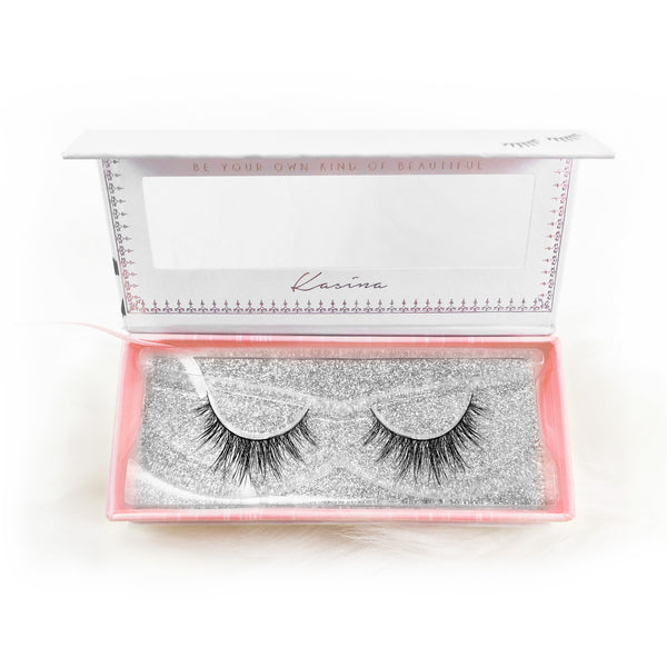 KASINA Luxuary Mink Lashes K-POP 001.  'Miss-A'