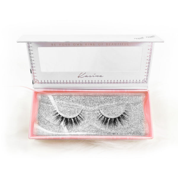 KASINA Luxuary Mink Lashes K-POP 002.  'T-ara'
