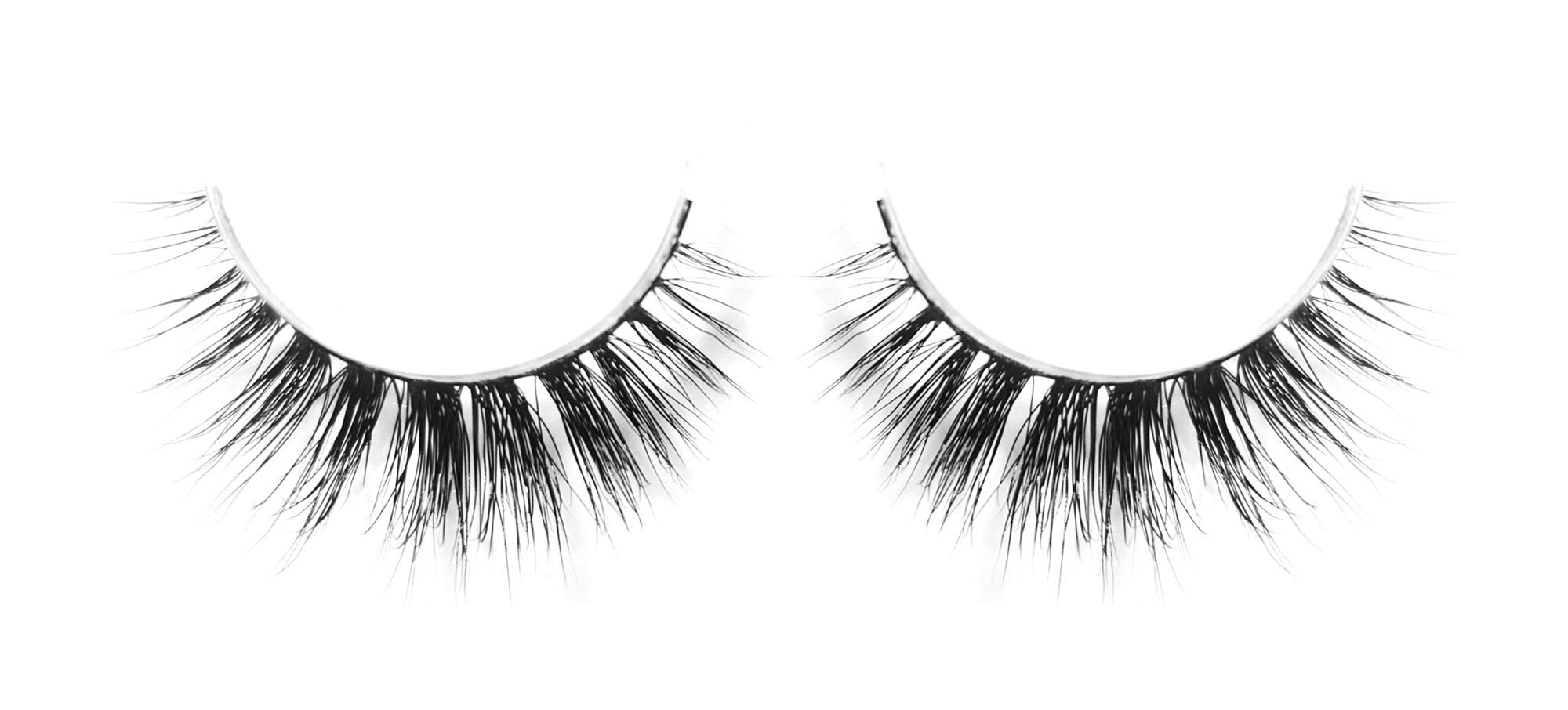 KASINA Mink Lashes 002.  T-ara - Recommended by Professional Makeup Artists.