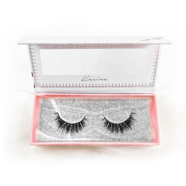 KASINA Luxuary Mink Lashes K-POP 003.  'f(x)'