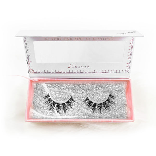 KASINA Luxuary Mink Lashes K-POP 004.  'Sistar'