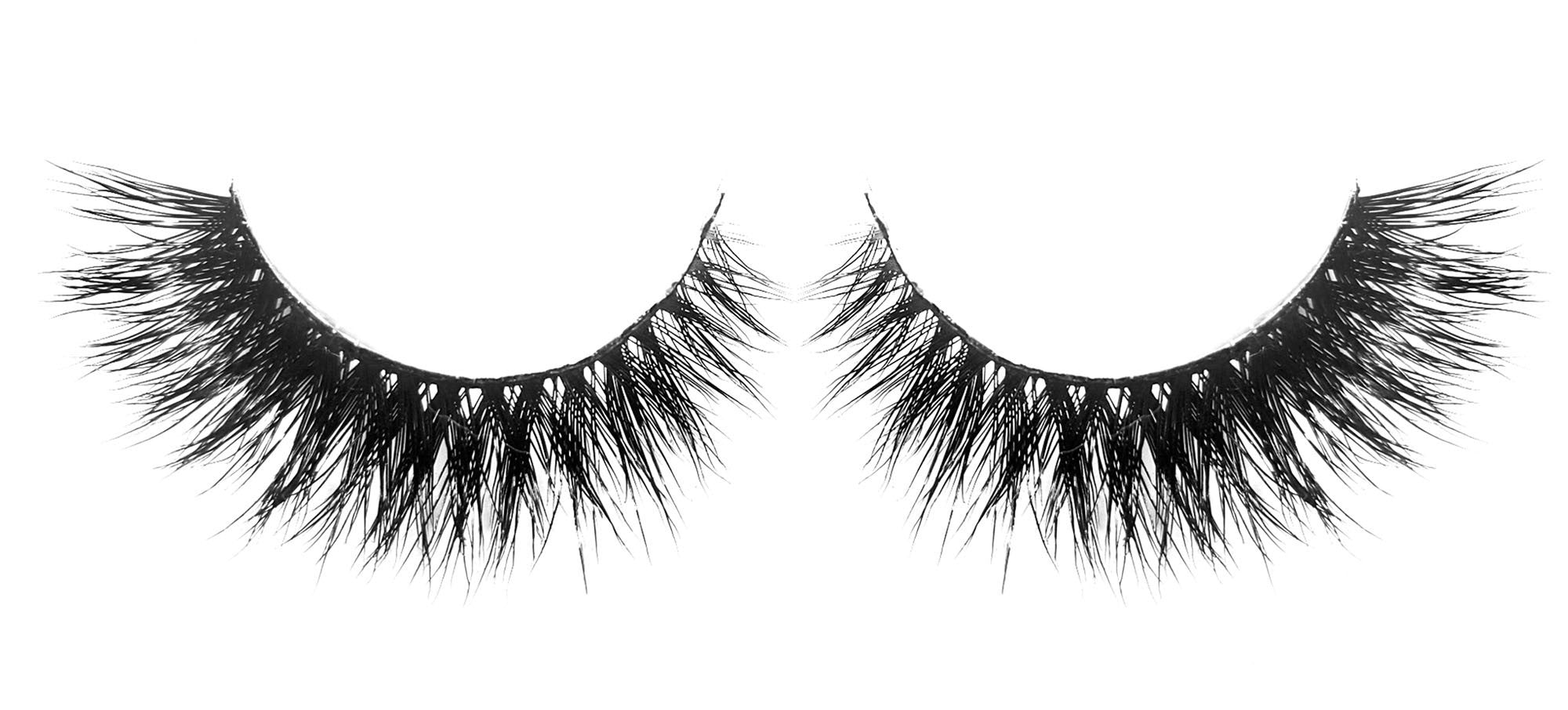 KASINA Mink Lashes 005.  2NE1 - Recommended by Professional Makeup Artists.