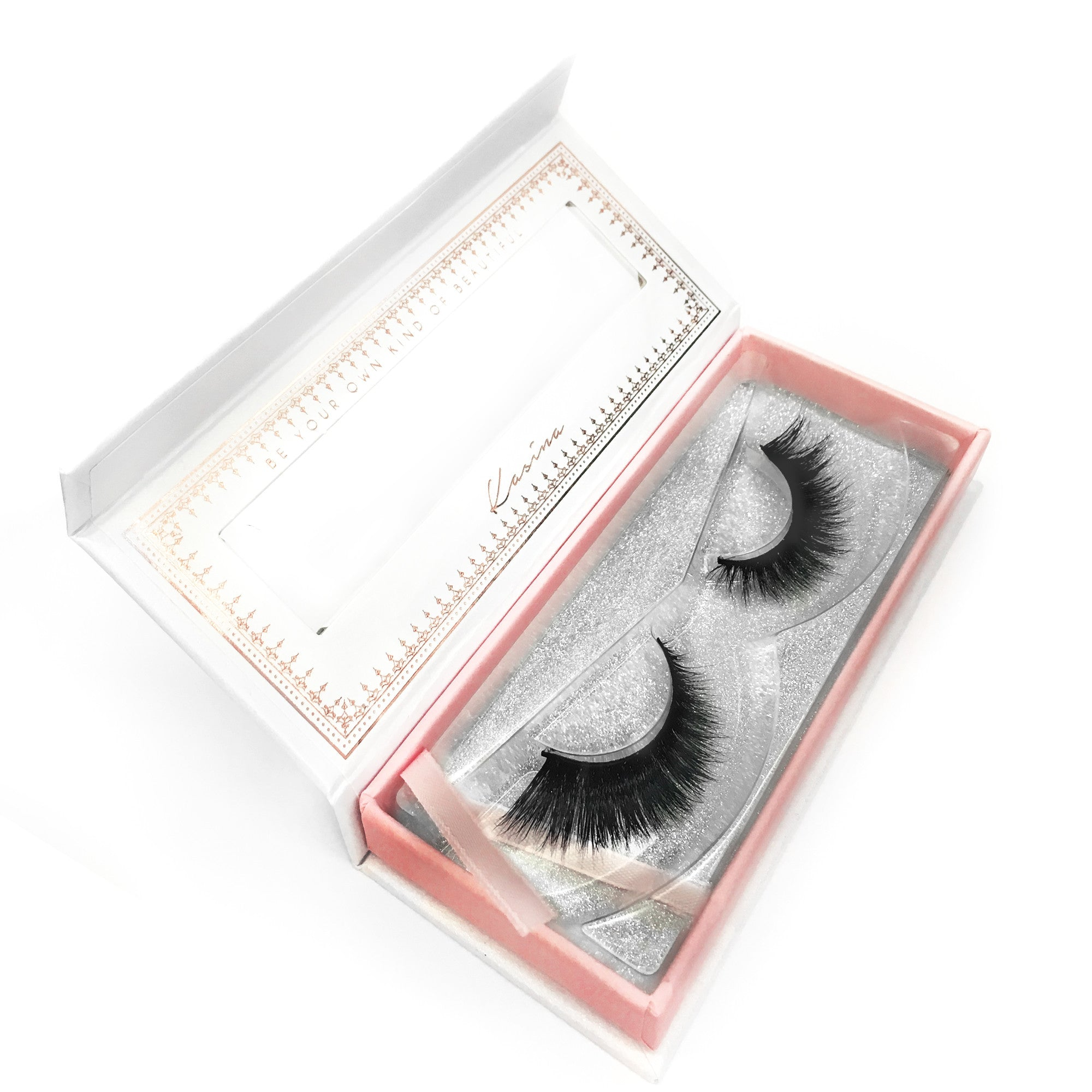 KASINA Luxuary Mink Lashes K-POP 005.  '2NE1'