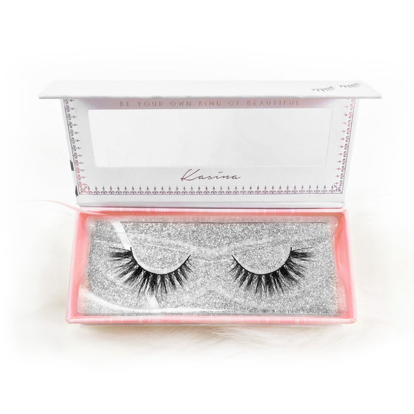 KASINA Luxuary Mink Lashes K-Pop 006.  '2AM'