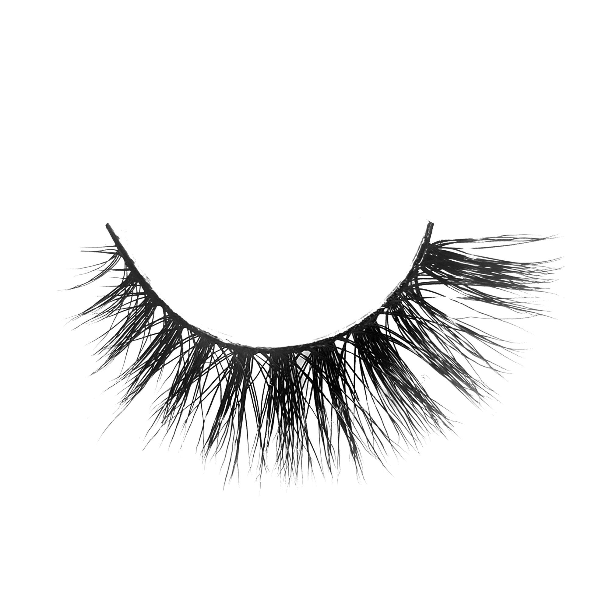 KASINA Mink Lashes 006.  2AM - Recommended by Professional Makeup Artists.