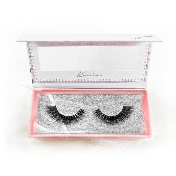 KASINA Luxuary Mink Lashes K-Pop 008.  'A-Pink'