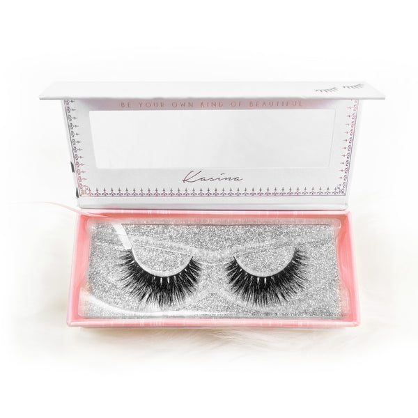 KASINA Luxuary Mink Lashes K-Pop 009.  'G.Na'