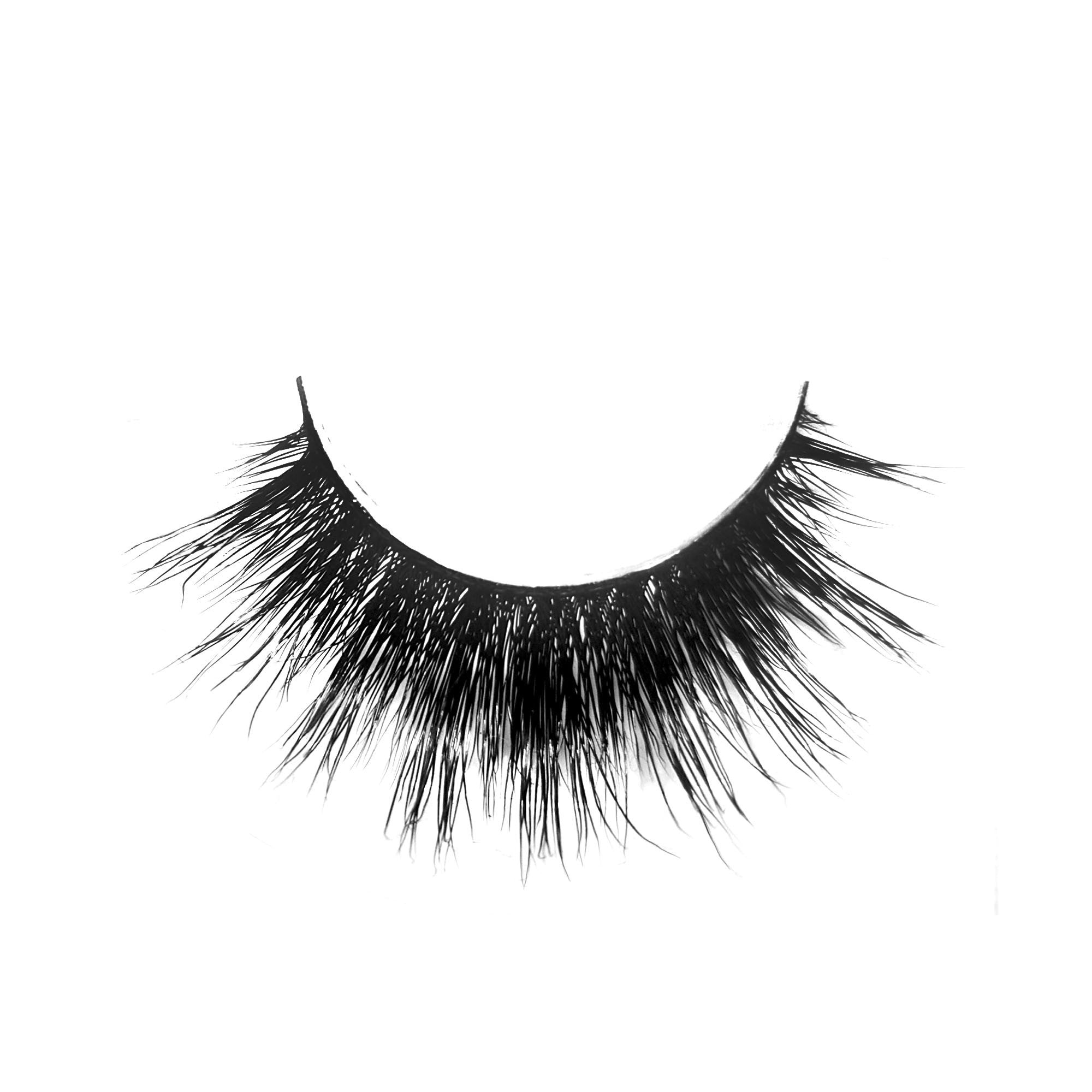 KASINA Mink Lashes 011.  Tiffany - Recommended by Professional Makeup Artists.