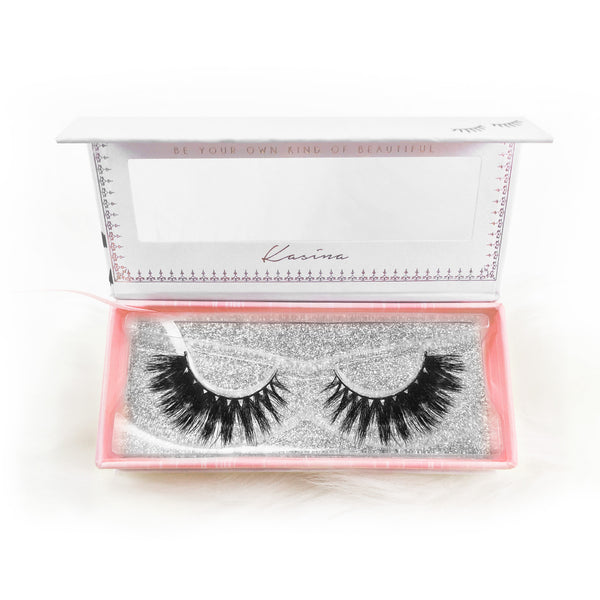 KASINA Luxuary Mink Lashes K-Pop 012.  'SNSD'