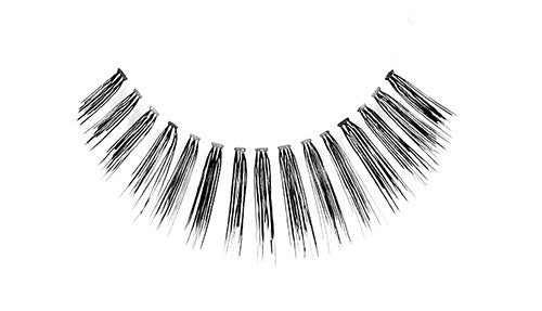 False Lashes - Professional Tapered ends lashes 103T. LELAINA - Recommended by Professional Makeup Artists.