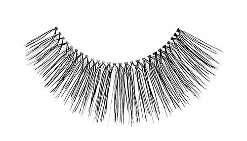 False Lashes - Professional Tapered ends lashes 107T. FRANKIE - Recommended by Professional Makeup Artists.