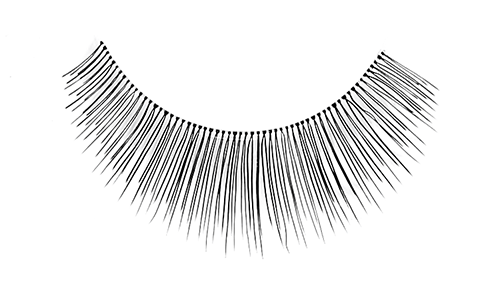 False Lashes - Professional Tapered ends lashes 12T. ANGEL - Recommended by Professional Makeup Artists.