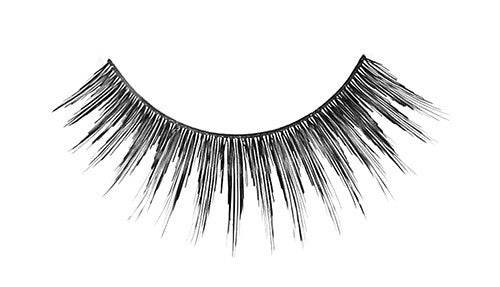 False Lashes - Professional Tapered ends lashes 138T. WINTER - Recommended by Professional Makeup Artists.