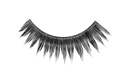 False Lashes - Professional Tapered ends lashes 15T. DONNA - Recommended by Professional Makeup Artists.