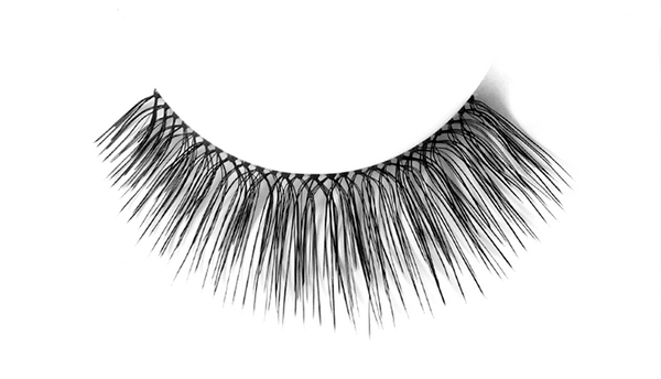 False Lashes - Professional Tapered ends lashes #205T. Therese - Recommended by Professional Makeup Artists.