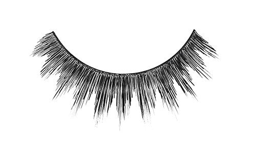 False Lashes - Professional Tapered ends lashes 28T. LOTTIE - Recommended by Professional Makeup Artists.