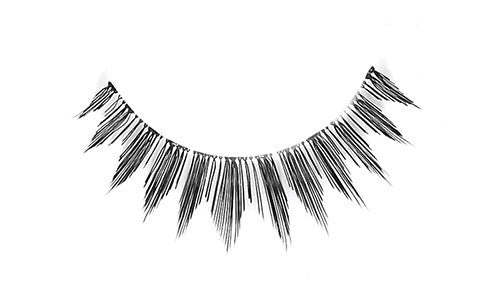 False Lashes - Professional Tapered ends lashes 42T. PADDINGTON - Recommended by Professional Makeup Artists.