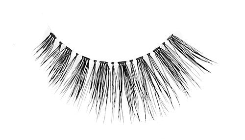 False Lashes - Professional Tapered ends lashes 43T. IVY - Recommended by Professional Makeup Artists.
