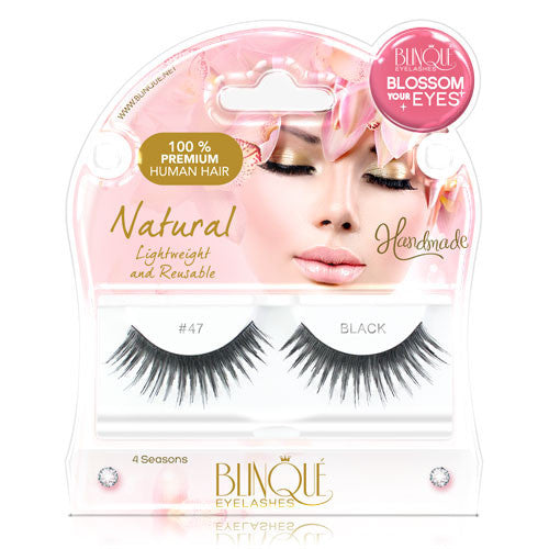 False Lashes - Blossom 47, HARPER - Recommended by Professional Makeup Artists.