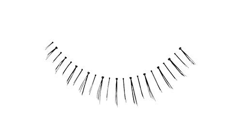 False Lashes - Professional Tapered ends lashes 49T. YORK (Bottom lash) - Recommended by Professional Makeup Artists.