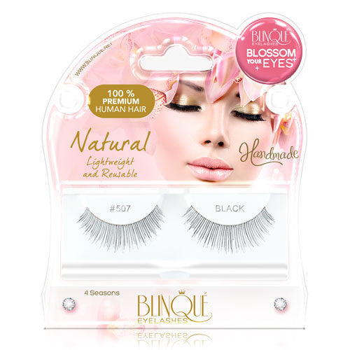 False Lashes - Blossom #507, MIA - Recommended by Professional Makeup Artists.