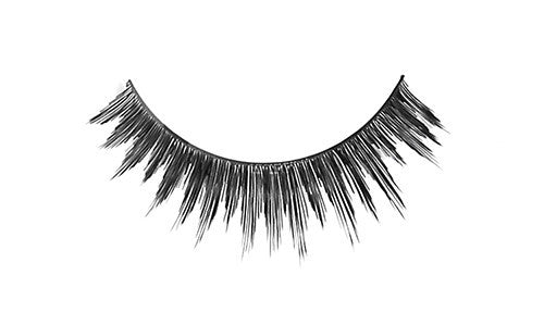 False Lashes - Professional Tapered ends lashes 600T. DELANEY - Recommended by Professional Makeup Artists.