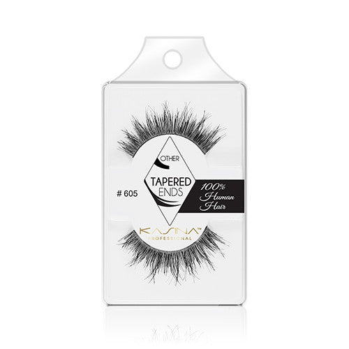 False Lashes - Pro 605T. BERKLEY - Recommended by Professional Makeup Artists.