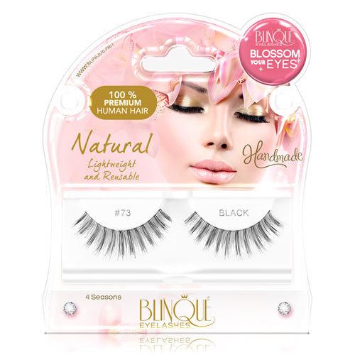 False Lashes - Blossom #73, MADISON - Recommended by Professional Makeup Artists.