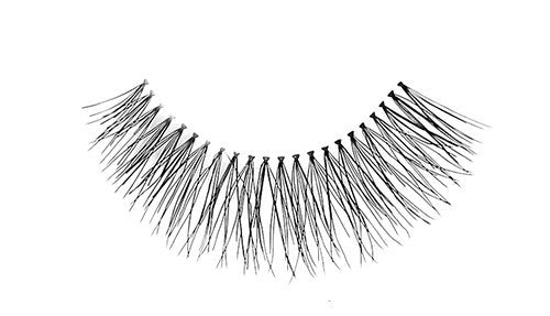 False Lashes - Professional Tapered ends lashes 747L. PHOEBE - Recommended by Professional Makeup Artists.