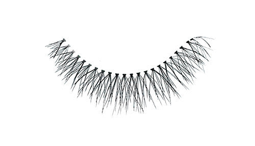 False Lashes - Professional Tapered ends lashes 747S. PRIMROSE - Recommended by Professional Makeup Artists.