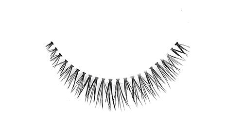 False Lashes - Professional Tapered ends lashes 747XS. BRANSON - Recommended by Professional Makeup Artists.