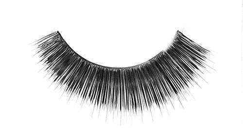 False Lashes - Professional Tapered ends lashes 76T. FRIDA - Recommended by Professional Makeup Artists.