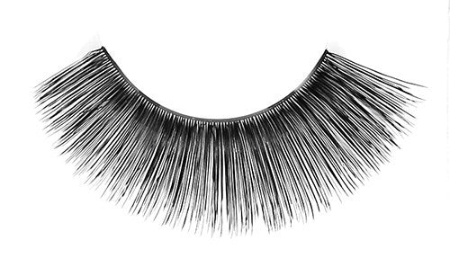 False Lashes - Professional Tapered ends lashes 80T. GINGER - Recommended by Professional Makeup Artists.