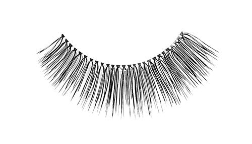 False Lashes - Professional Tapered ends lashes 82T. HUDSON - Recommended by Professional Makeup Artists.