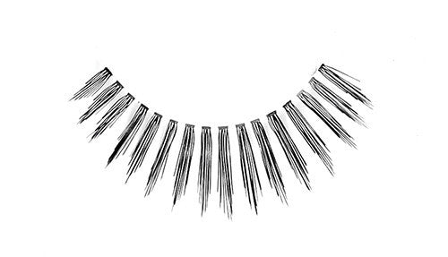 False Lashes - Professional Tapered ends lashes Pro 99T. KENNEDY - Recommended by Professional Makeup Artists.