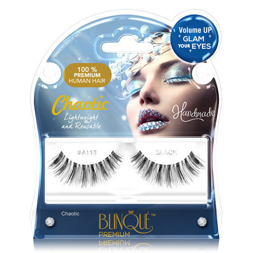 Glam Lashes A113 Wispies