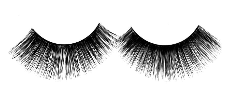 False Lashes - Dazzling #100, CALI - Recommended by Professional Makeup Artists.