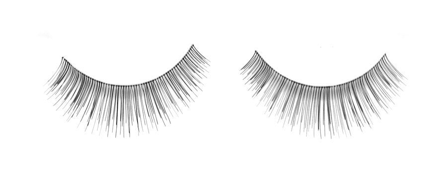 False Lashes - Fascinating #12, ANGEL - Recommended by Professional Makeup Artists.