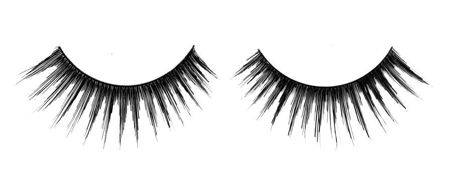 False Lashes - Dazzling #138, WINTER - Recommended by Professional Makeup Artists.