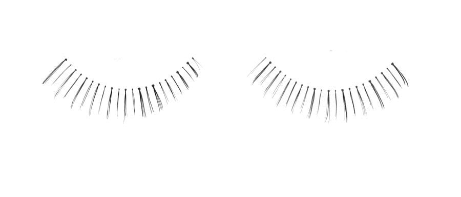 False Lashes - Fascinating #49, YORK (UNDER, BOTTOM, LOWER) - Recommended by Professional Makeup Artists.
