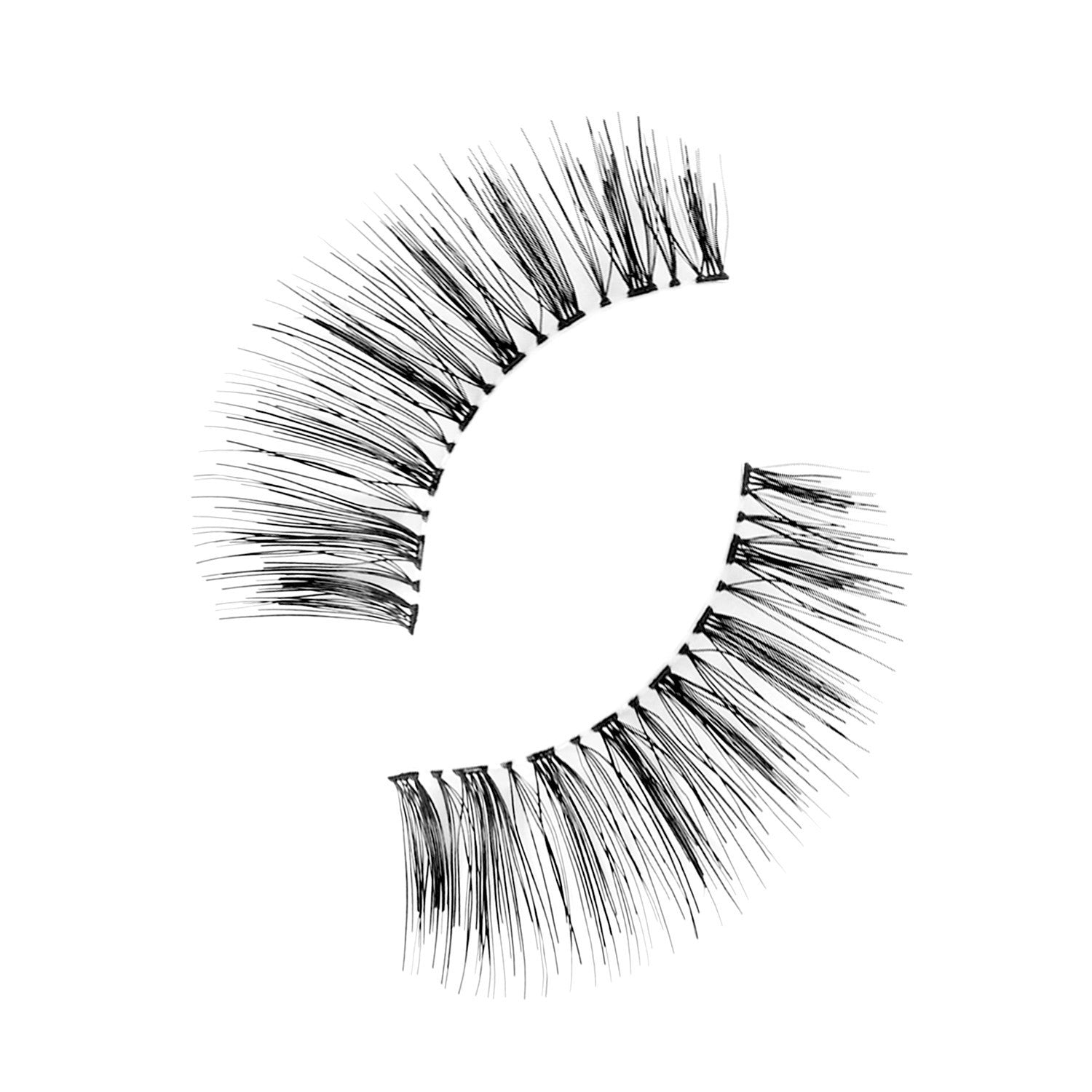 False Lashes - Dazzling #43, IVY - Recommended by Professional Makeup Artists.