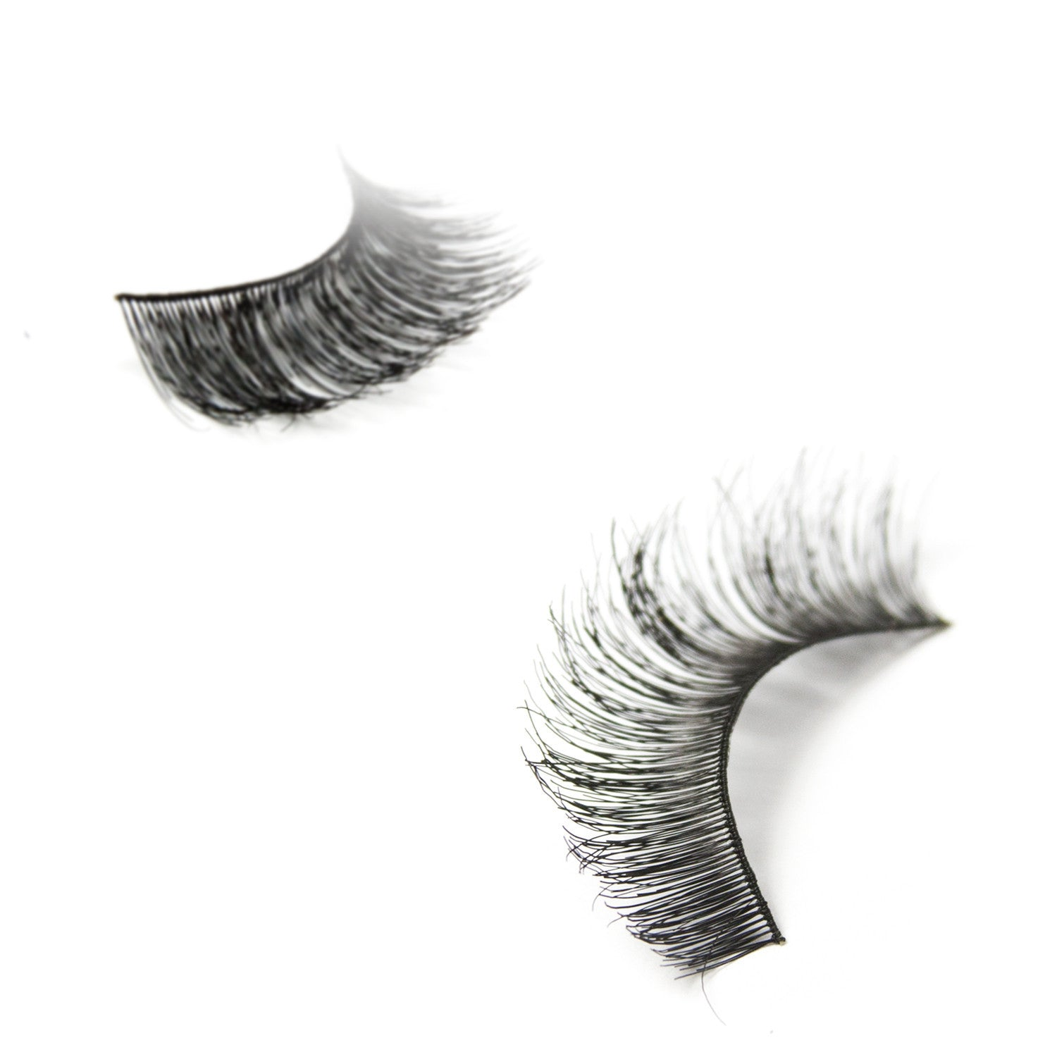 False Lashes - Pack of 3 Multipack - 605 Super Wiepies - Recommended by Professional Makeup Artists.