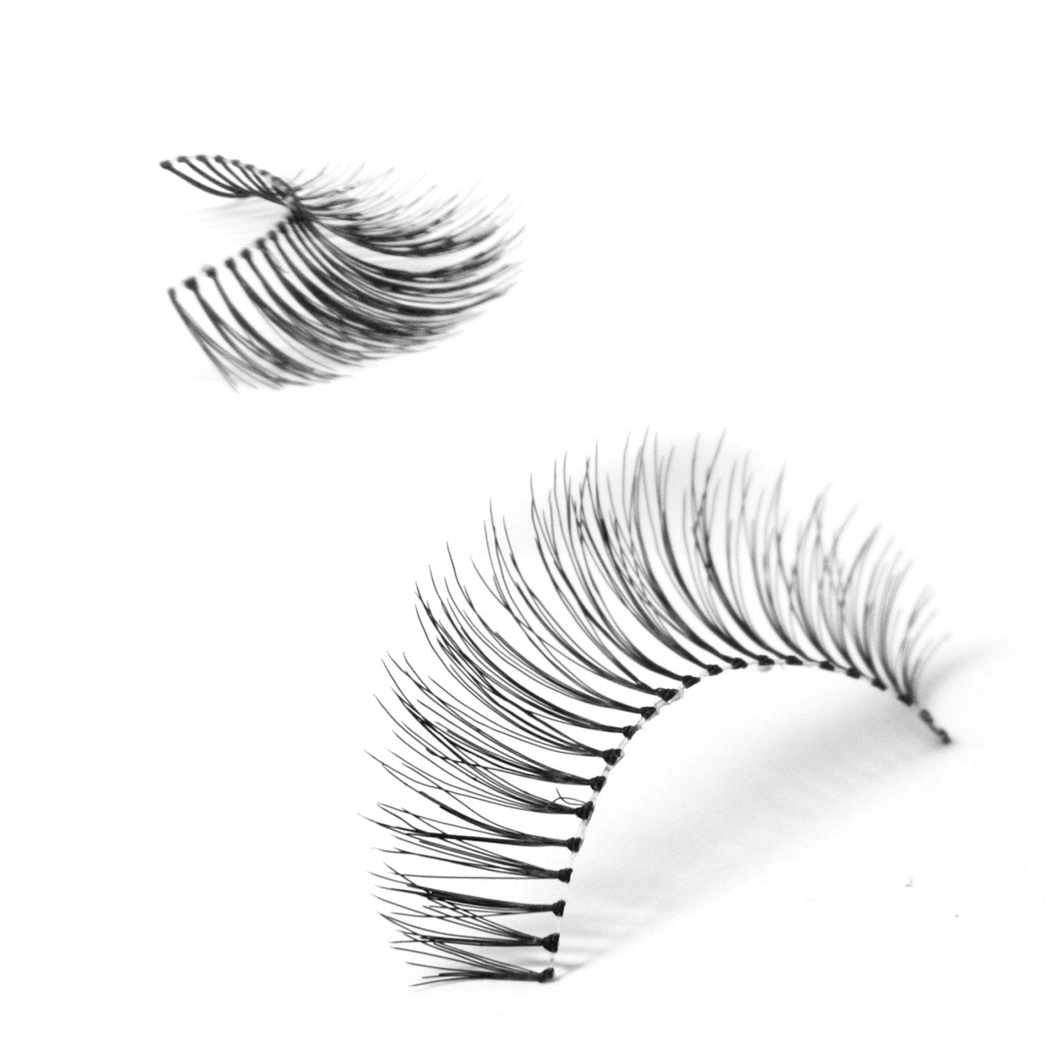 False Lashes - Pack of 3 Multipack - 747M Natural False lashes - Recommended by Professional Makeup Artists.