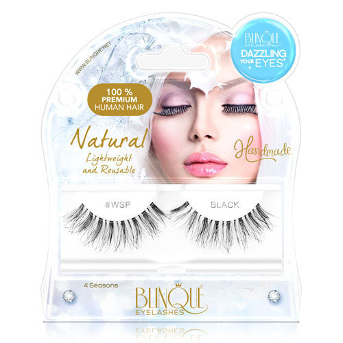 False Lashes - Dazzling #WSP, Wispies - Recommended by Professional Makeup Artists.