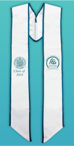Limited Edition Sixth College Class of 2018 Stole