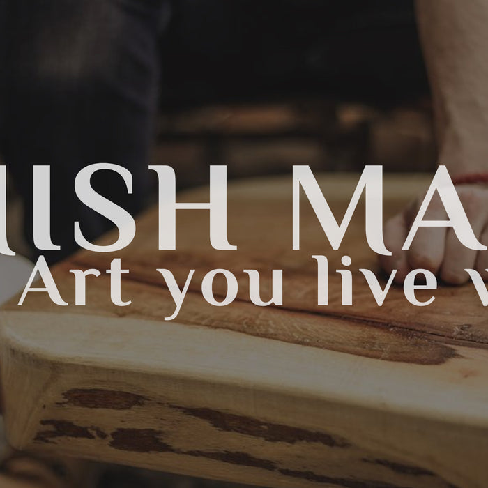 Amish Made Furniture - Art You Live With It