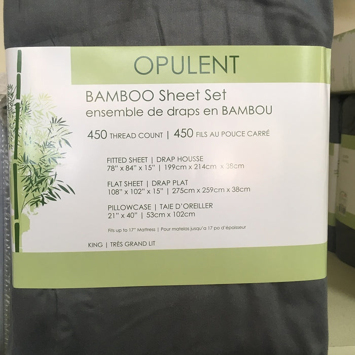"Bamboo Sheet Sets Christmas Special ""Thank You"" Priced"
