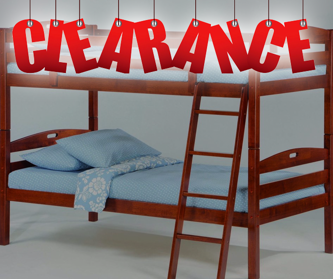 Clearance & Floor Model Products
