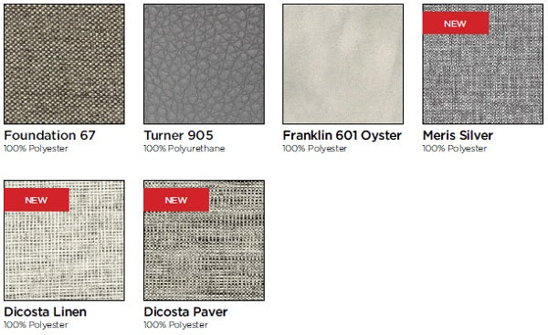 Julien Beaudoin Fabric Options