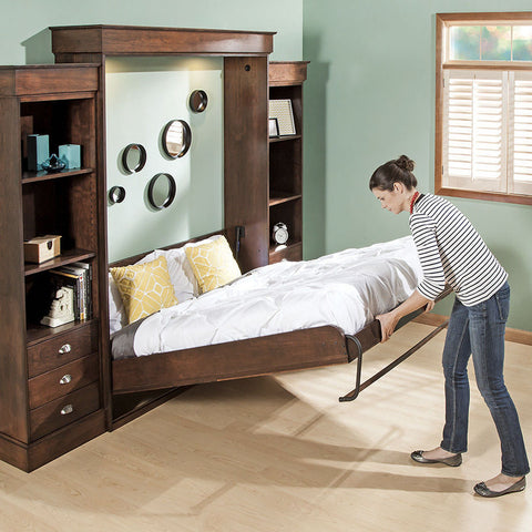 pull down bed origin and benefits of murphy beds wall beds or pull 11201